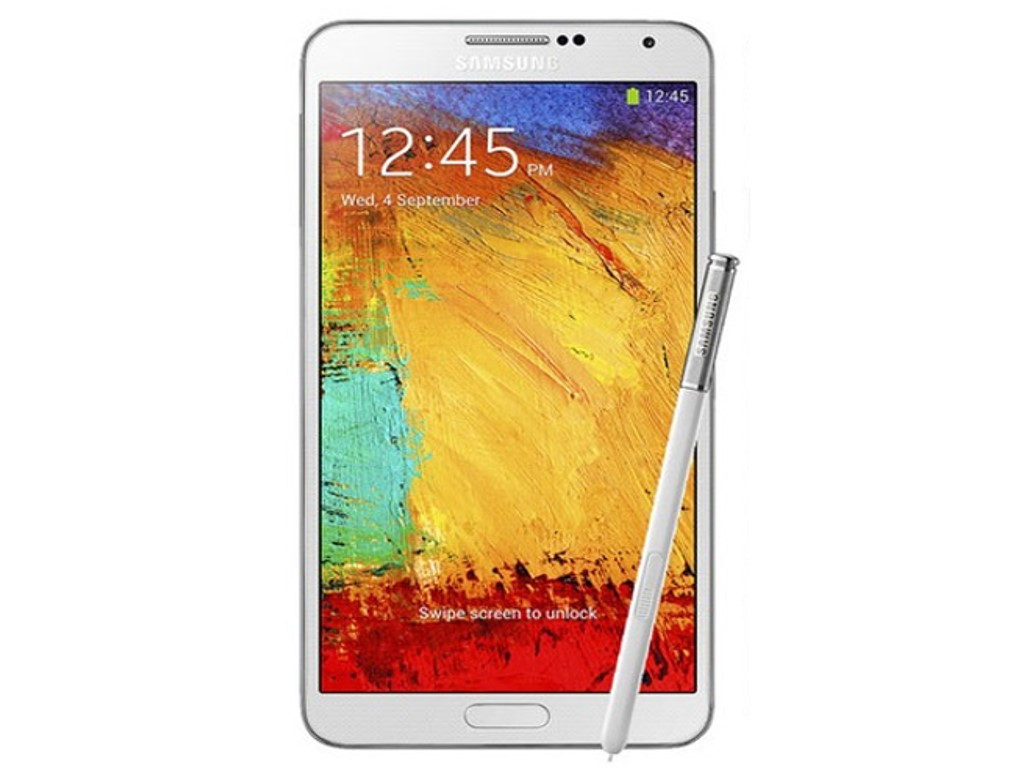 Galaxy Note 5.