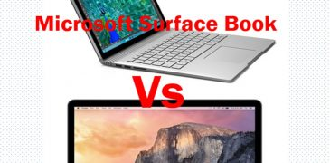 Microsoft Surface Book Vs Apple Macbook Pro