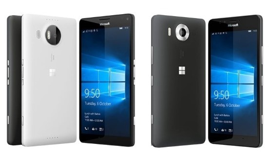 Microsoft Lumia 950 and 950XL