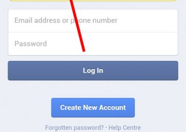 How to access www.facebook.com full website on Mobile