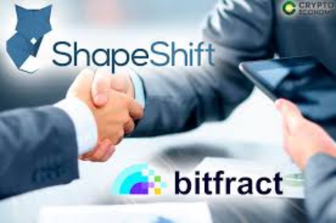 ShapeShift Announces The Acquisition Of Bitfract