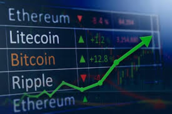 The Cryptocurrencies Are Trading Much Lower Than The Level At The Start Of The Year