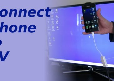 How To Connect Your TV And Phone