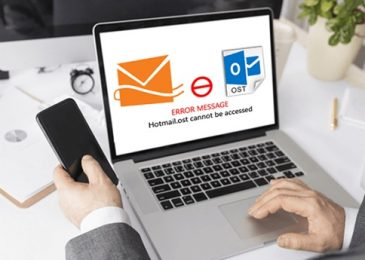 Find Out Why Hotmail.ost Cannot Be Accessed