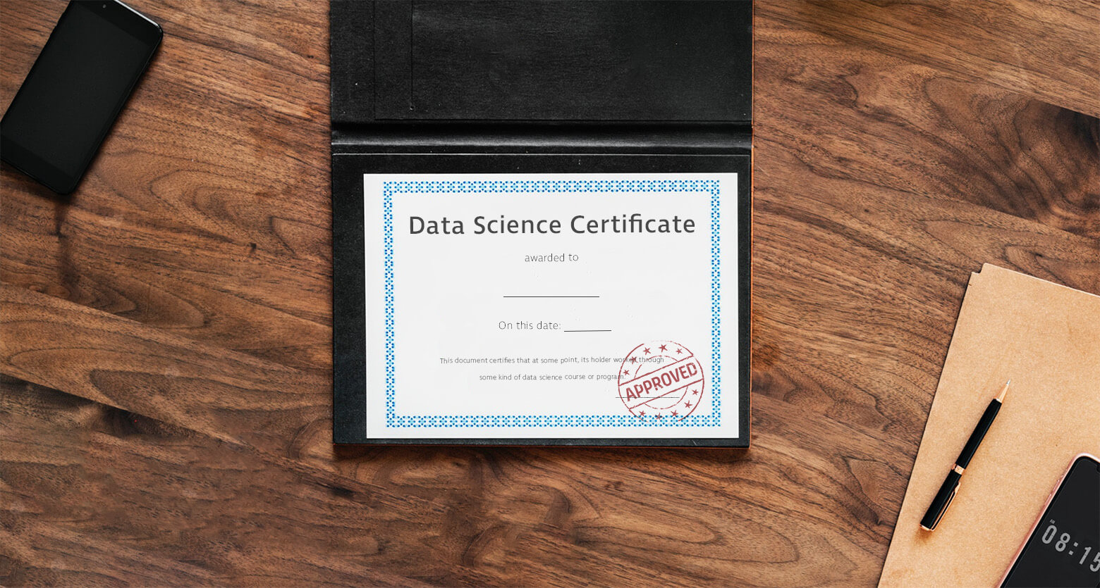 Data Science Course Certification