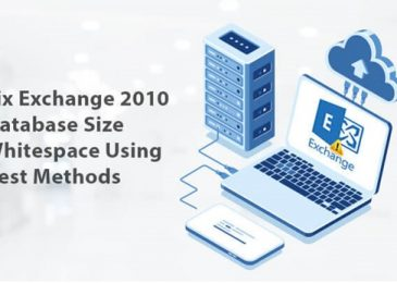 Fix Exchange 2010 Database Size Whitespace Using Best Methods
