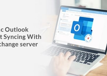What to do If Mac Outlook Not Syncing With Exchange Server?