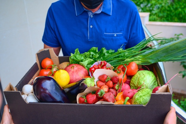 Order Fresh Vegetables Online