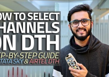 How To Select TV Channels: TRAI New Recharge Rule (Update)
